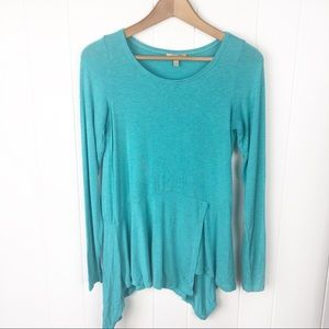 Anthropologie Bordeaux•Long sleeve t shirt